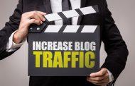 5 Strategies to Get More Blog Traffic